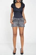 Biotipo Hot Jeans Shorts fot Girls to Look Hot with Fashion (1)
