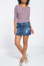 Biotipo Hot Jeans Shorts fot Girls to Look Hot with Fashion (8)
