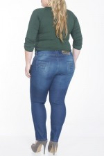 Biotipo Plus Size Jeans for Women (1)