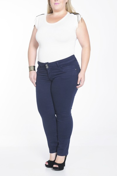 Biotipo Plus Size Jeans for Women (3)