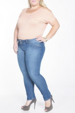 Biotipo Plus Size Jeans for Women (5)