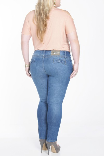Biotipo Plus Size Jeans for Women (6)