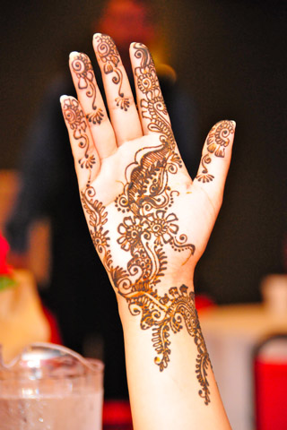 The Best Collection of Mehandi Designs
