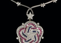 Beautiful Diamond Necklace for Girls Only