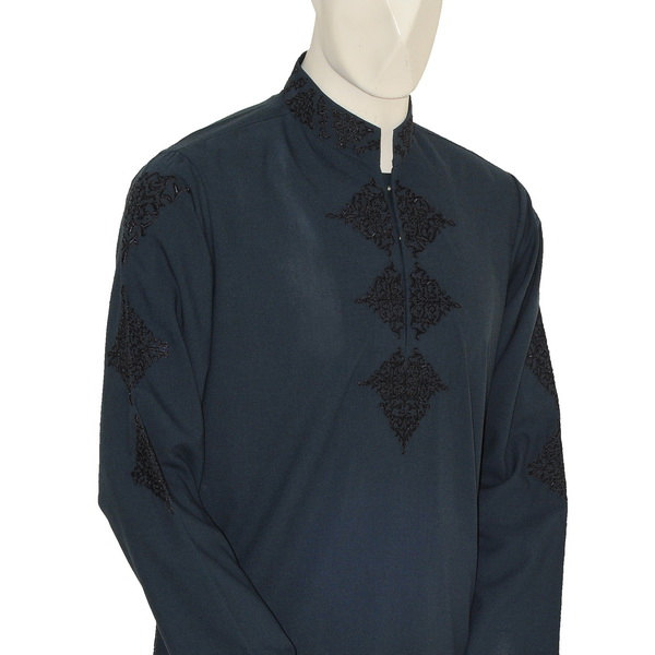 Latest Junaid Jamshed Mens Shalwar Kameez Designs 2013 (2)