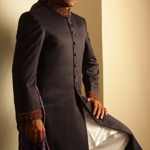 Beautiful Mens Sherwani Collection by JJ 1 300x300 Sherwani Designs for Men Wedding Dress by Junaid Jamshed (JJ) sherwani designs new trends mens corner groom collection  Sherwani New Designs Sherwani Designs for Men Wedding Dress Sherwani by JJ Mens Eastern Wear Men Wedding Dress Junaid Jamshed JJ Groom SHerwani Design Groom Collection