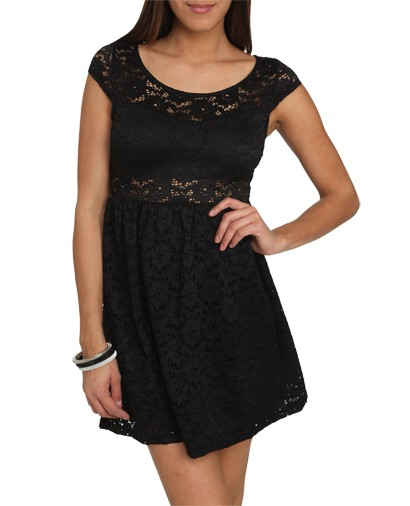 Wet Seal Black Dress Collection Specially For Teenage Girls 2