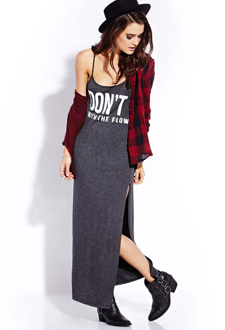 Flow With It Maxi Dress