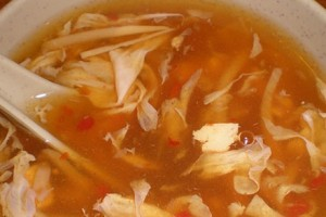 Hot and Sour Easy to Make Soup